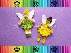 Ravelry: Ballerina and Fairy Applique pattern by Patricia Eggen