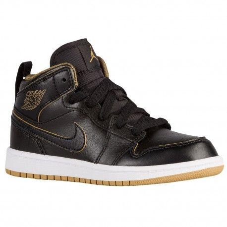 $61.99 nothing but net #bige #school #daycarebball #chipmunkslife   jordan shoes for baby boys,Jordan AJ1 Mid - Boys Preschool - Basketball - Shoes - Black/Metallic Gold/White-sku:40734042 http://jordanshoescheap4sale.com/1029-jordan-shoes-for-baby-boys-Jordan-AJ1-Mid-Boys-Preschool-Basketball-Shoes-Black-Metallic-Gold-White-sku-40734042.html