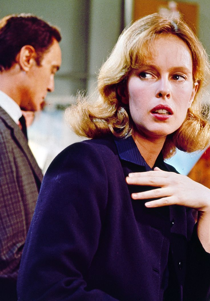 """Sandy Dennis, """"Up the Down Staircase"""""""