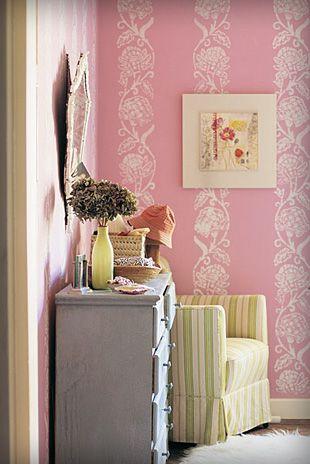 14 best Wallpaper images on Pinterest | Fabric wallpaper, Wallpaper ...