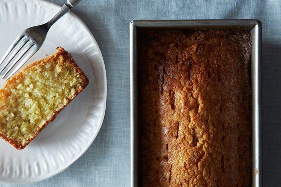 // OMG! Coconut Pound Cake