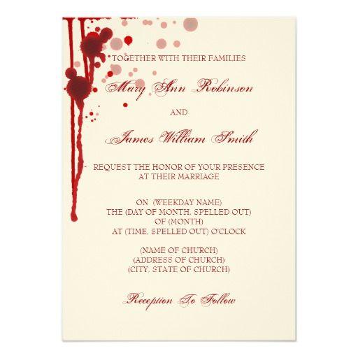 Best 25 halloween wedding invitations ideas on pinterest best 25 halloween wedding invitations ideas on pinterest halloween weddings gothic wedding invitations and gothic wedding ideas junglespirit Images