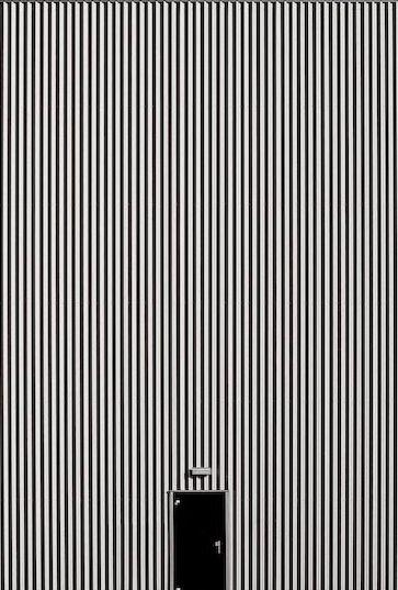 Stripes & black door photography