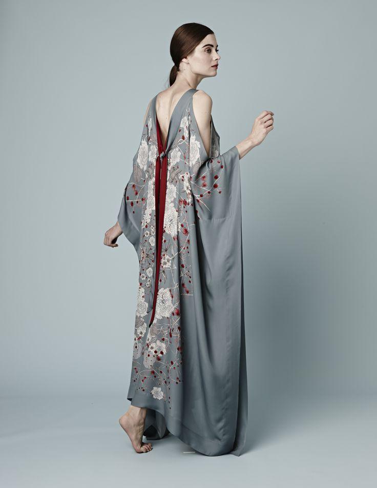 La magnifique collection de kimonos de la marque Meng à découvrir !