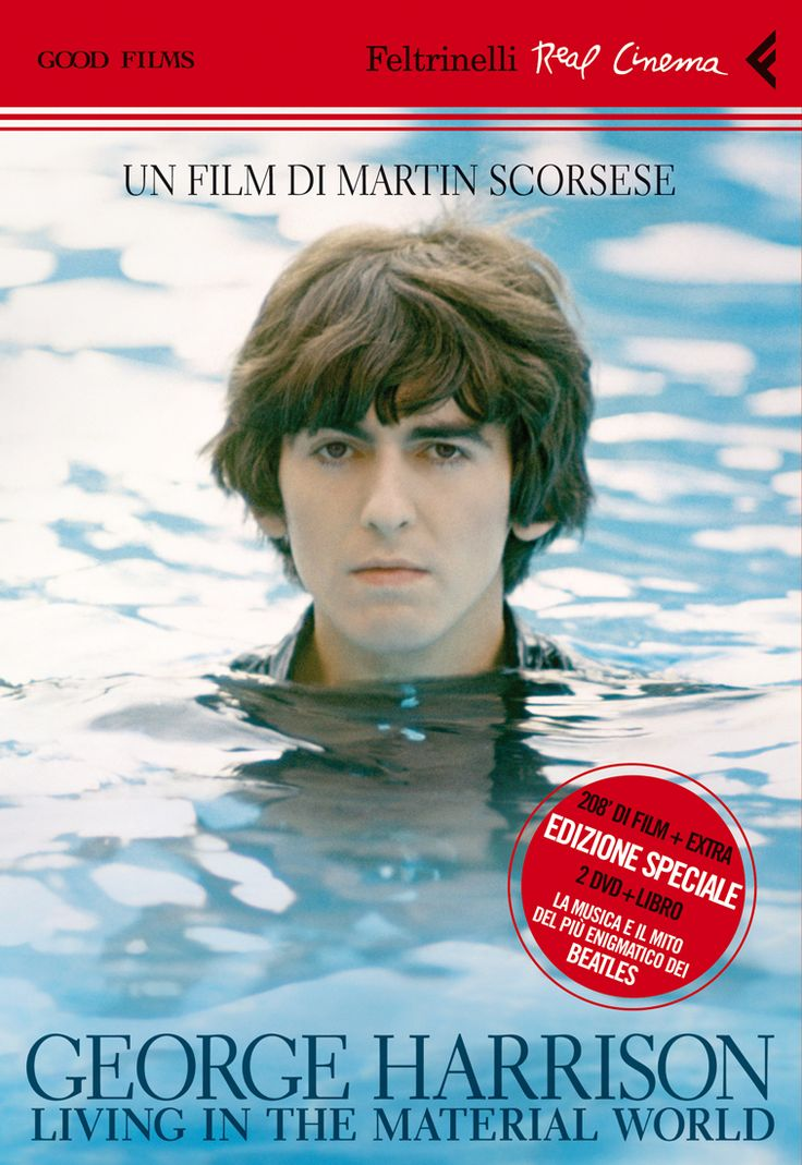 """George Harrison: living in the material world"" di Martin Scorsese, Real Cinema."
