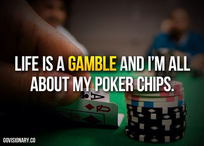 25+ best Poker quotes on Pinterest | Poker face, Godfather quotes ...