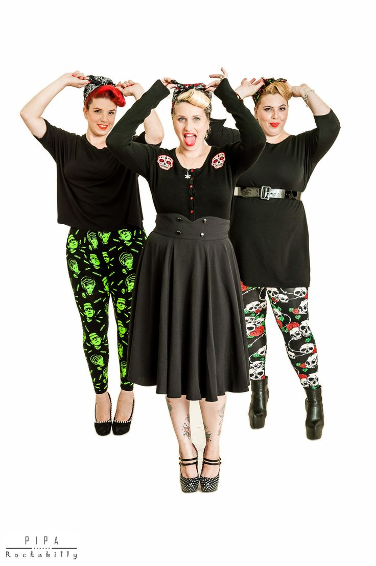 Plus-size rockabilly fashion for women! Our Capsule Collection...