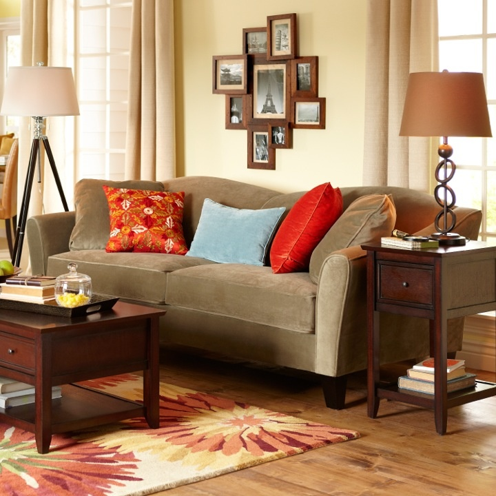 Pier 1 Imports... Lovely Room!