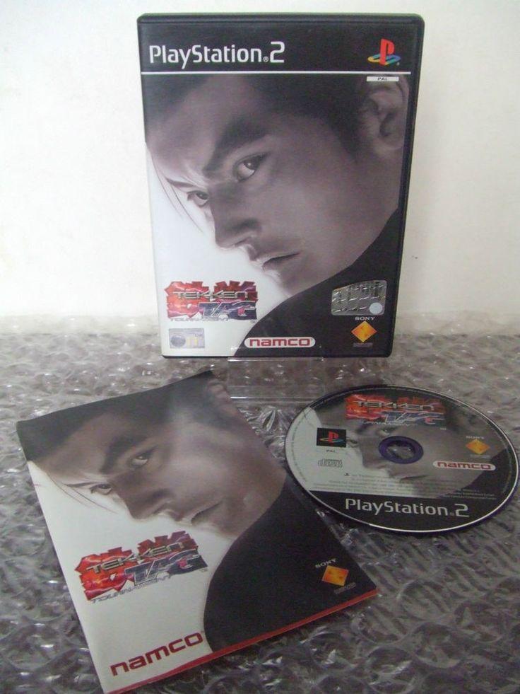 TEKKEN TAG TOURNAMENT - PS2 ps3 playstation - PAL ITA - Prima Stampa