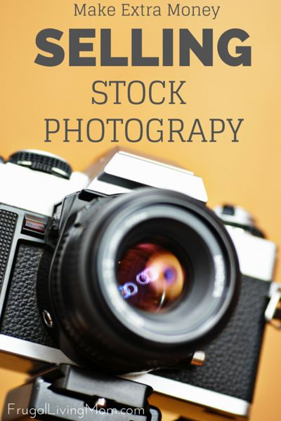 Make Extra Money Selling Stock Photography