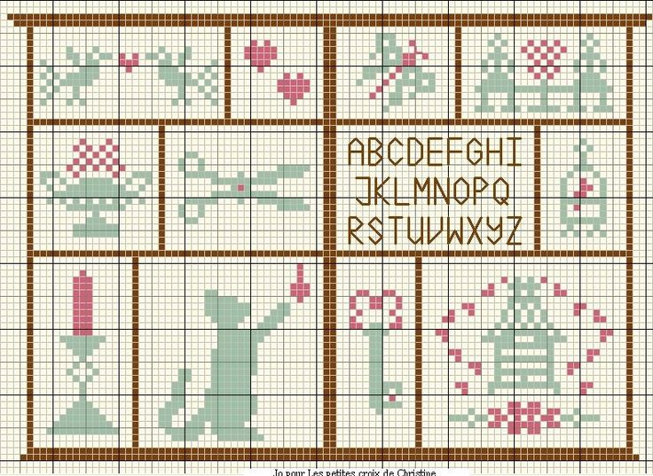 free chart from croixdechristine.canalblog.com/archives/2012/12/05/25747479.html