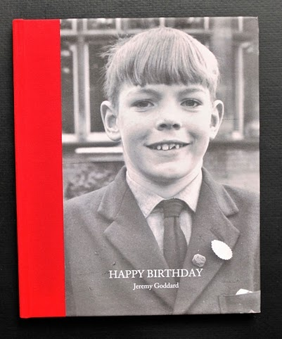 Another photo book but this one used to celebrate a milestone birthday for a parent. Great idea.
