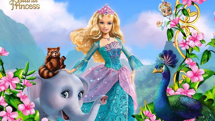 Attractive Barbie Doll Beautiful HD Wallpaper Download