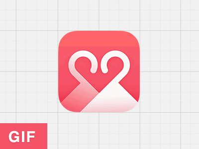 [GIF]App Icon by kyenlee (Shanghai / China )