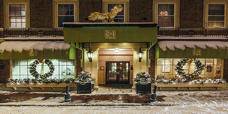 Discover The Timeless Feel Of Iconic Hawthorne Hotel Behind Imposing Façade