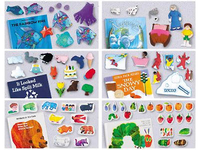 Lakeshore Storytelling Kits - Set 1 at Lakeshore Learning