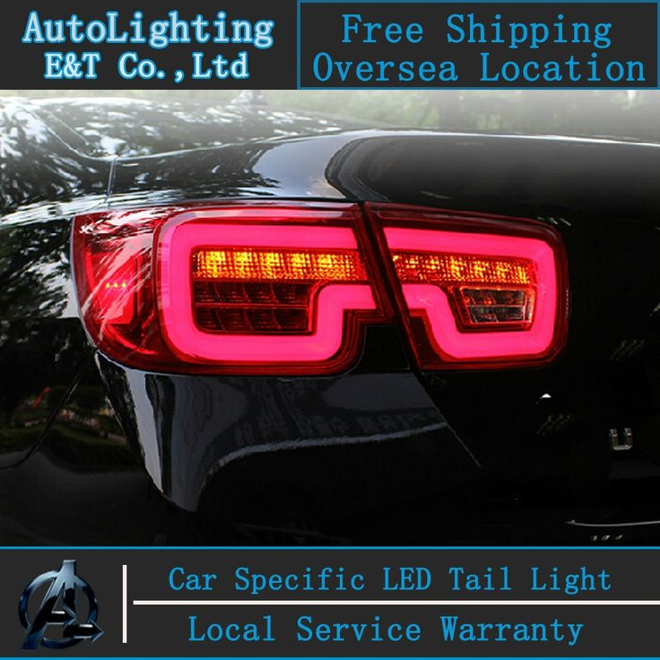 278.07$  Buy here - http://alijnz.worldwells.pw/go.php?t=32492354612 - Car Styling LED Tail Lamp for Chevrolet Malibu tail lights 2011-2014 Malibu led tail light drl rear lamp signal+brake+reverse