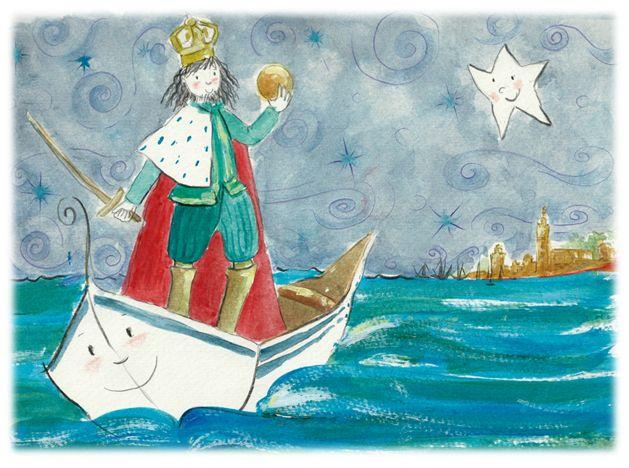 San Fernando, el rey cristiano y la barquita del pescador. Especial Corpus Christi (I). Toda la la información de cultura, ocio y turismo de Sevilla en AndaluNet.