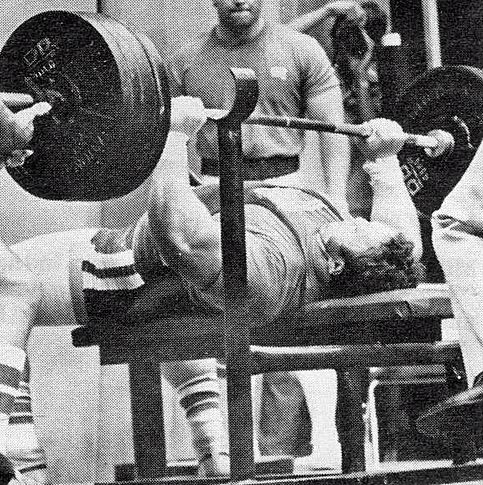 Image result for Bill Kazmaier weightlifting