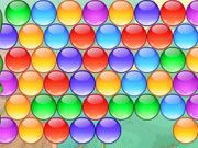 Free Online Puzzle Games, Dig deep through the jungle and find a great bubble shooter game!  You'll have to launch each bubble from the exotic flower to form a group of 3 matching bubbles!  See how many points you can score before the screen gets overrun with bubbles!, #jungle #bubble #pop #shooter #match #puzzle