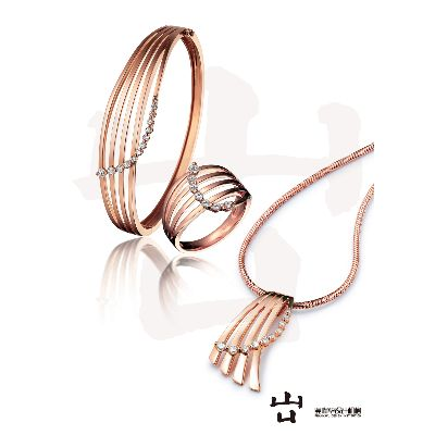 hong kong style diamond jewellery - Google Search
