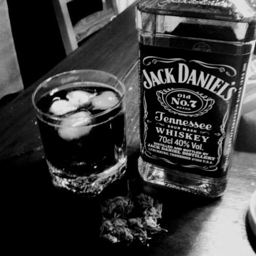 JD on the Rocks