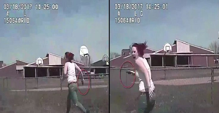 The Tulsa Police Department released dashcam footage of the pursuit of most wanted suspect Madison Dickson. Police spent days looking for her, saying she'd been involved in several shootings, including shooting a man in the