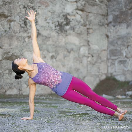 6 yoga poses for rock climbers build core  back strength