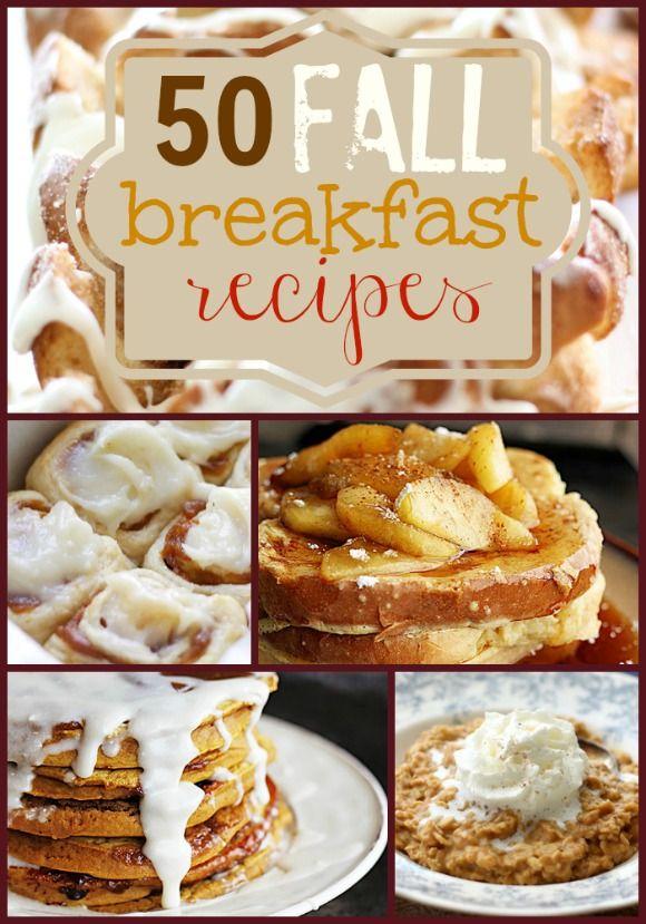 fallbreakfastrecipes http://lecremedelacrumb.com/2013/11/fall-time-breakfast-roundup.html