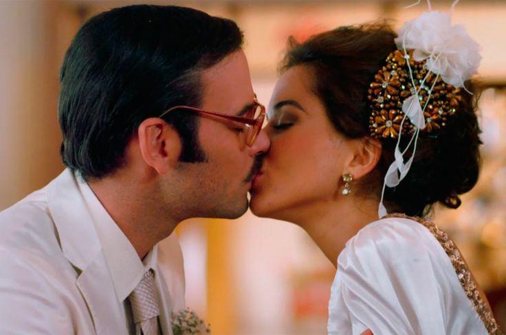 y por fin se casan, Que dia tan alegre