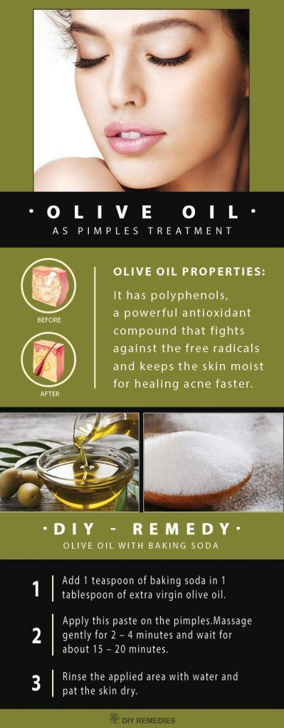 How to Get Rid of Acne with Olive Oil