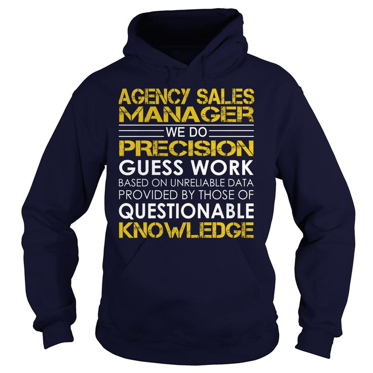 Agency Sales Manager - Job ✅ TitleAgency Sales Manager Job Title TshirtsAgency,Sales,Manager