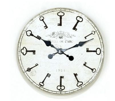 skeleton key clock