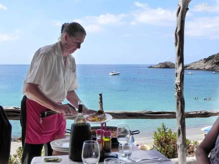 Restaurant El Carmen Ibiza
