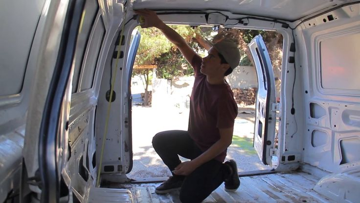 Living in a van is pretty simple. But if you want to take your game to the next level check out this tutorial video for ideas on making your ride more livable.  Step…