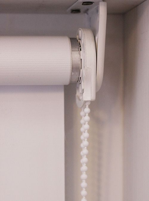 detalle sistema roll ease para cortinas roller black-out y cortinasroller screen - fábrica en palermo - lookea