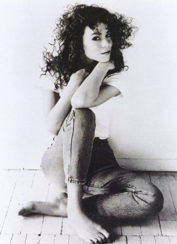 Teen Mariah Carey
