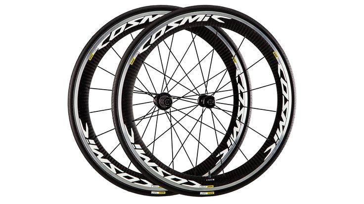 Mavic Cosmic Pro Carbon 23 Laufradsatz-Reifen-System Modell 2016 - bike-components