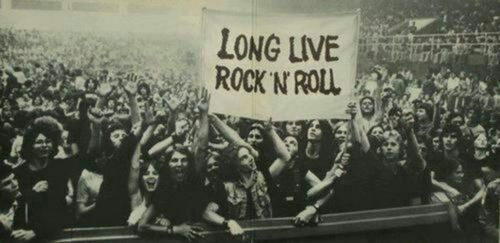 Long Live Rock n Roll