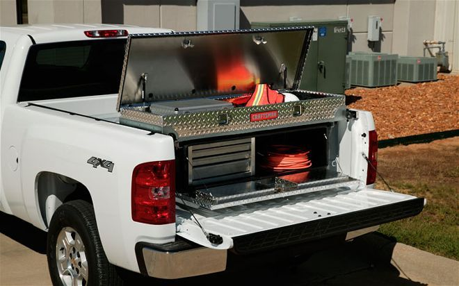 Commercial Truck Shells, Custom Beds and Bodies - Buyers' Guide - Truck Trend