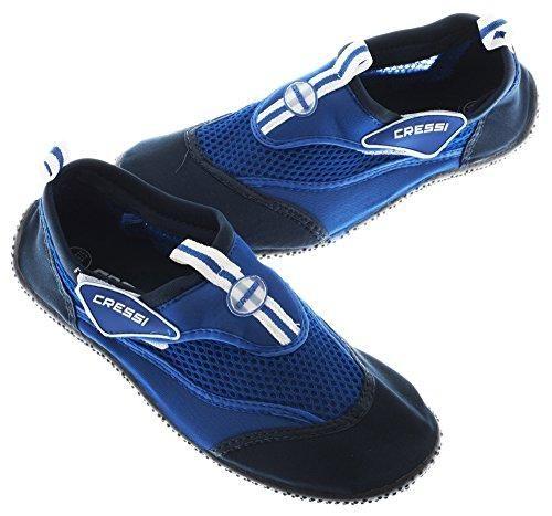Oferta: 11.95€. Comprar Ofertas de Cressi Reef Aqua Shoes, Zapatillas Chanclas, Hombre, Azul (Blau), 37 EU barato. ¡Mira las ofertas!