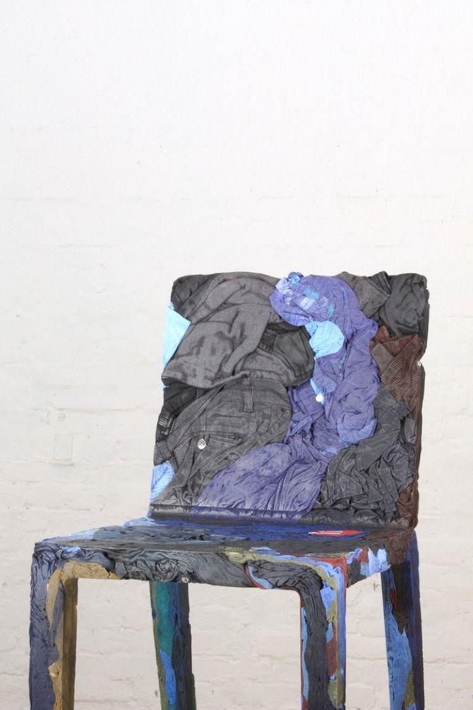 Rememberme Chair by Tobias Juretzek in thisispaper.com