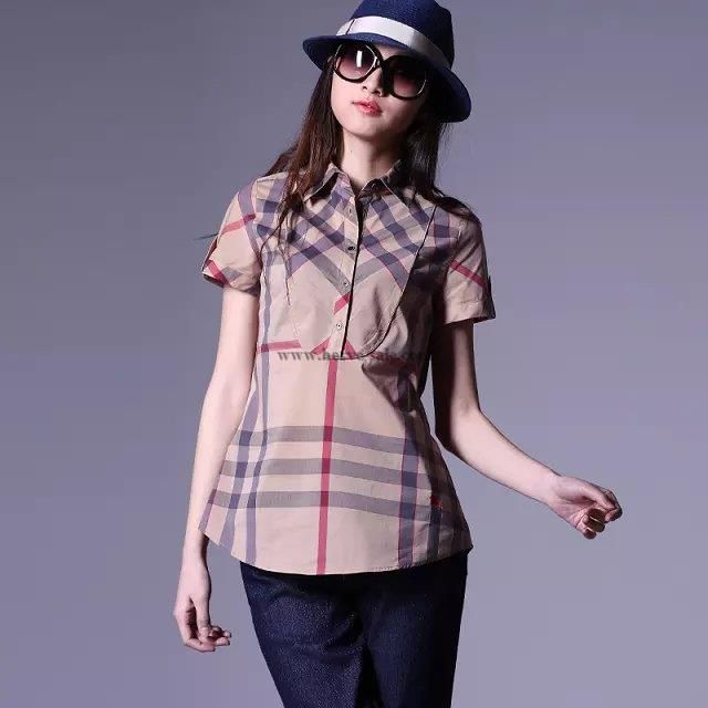 Burberry Women S-2XL Shirt 2014-2015 BWS212