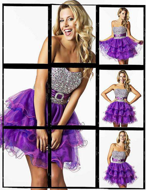 Short-Prom-Dress #cute