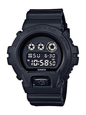 G Shock Digital Black Watch DW 6900BB 1DR G688