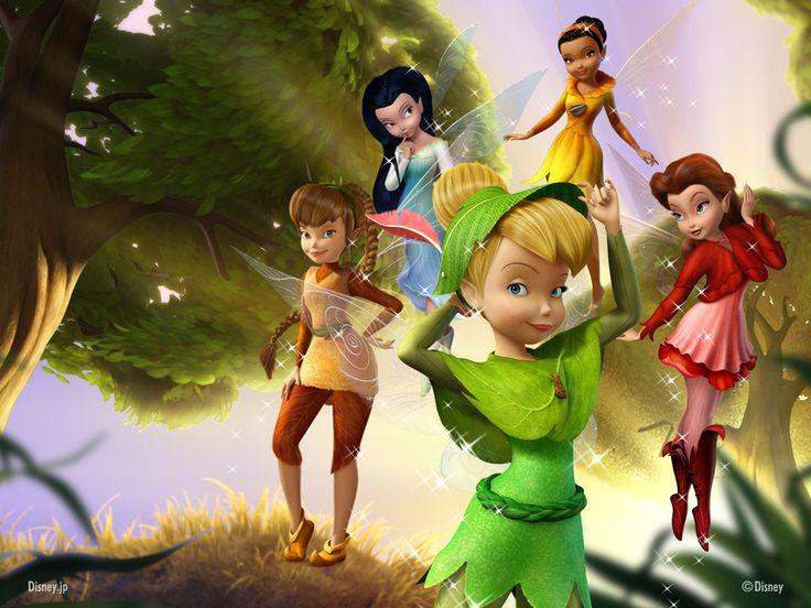 disney fairy games free