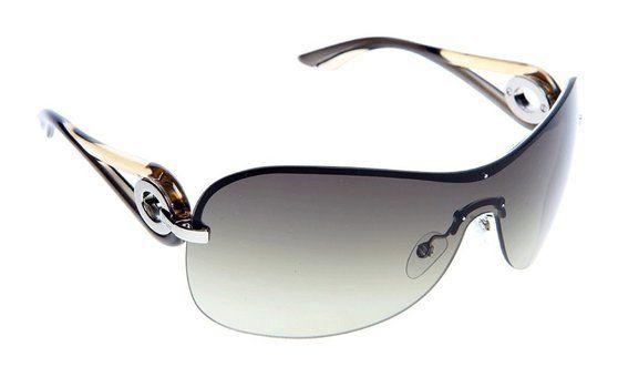 CHRISTIAN DIOR SUNGLASSES FASHION CD VOLUTE 3 61EDB GREY SHIELD #apparel #eyewear #christiandior #sports_sunglasses #accessories #departments