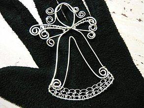 Dekorácie - Dobrý anjel - 975313
