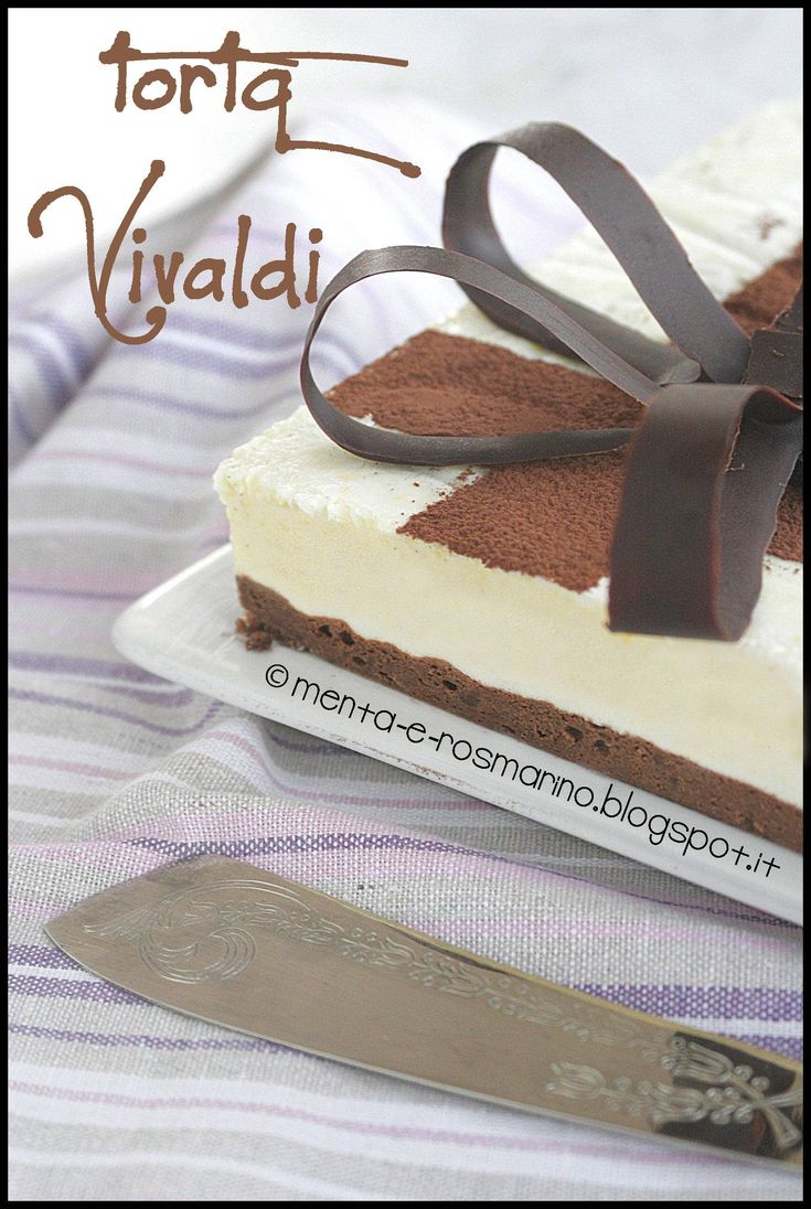 Torta Vivaldi di Paco Torreblanca | Menta e Rosmarino