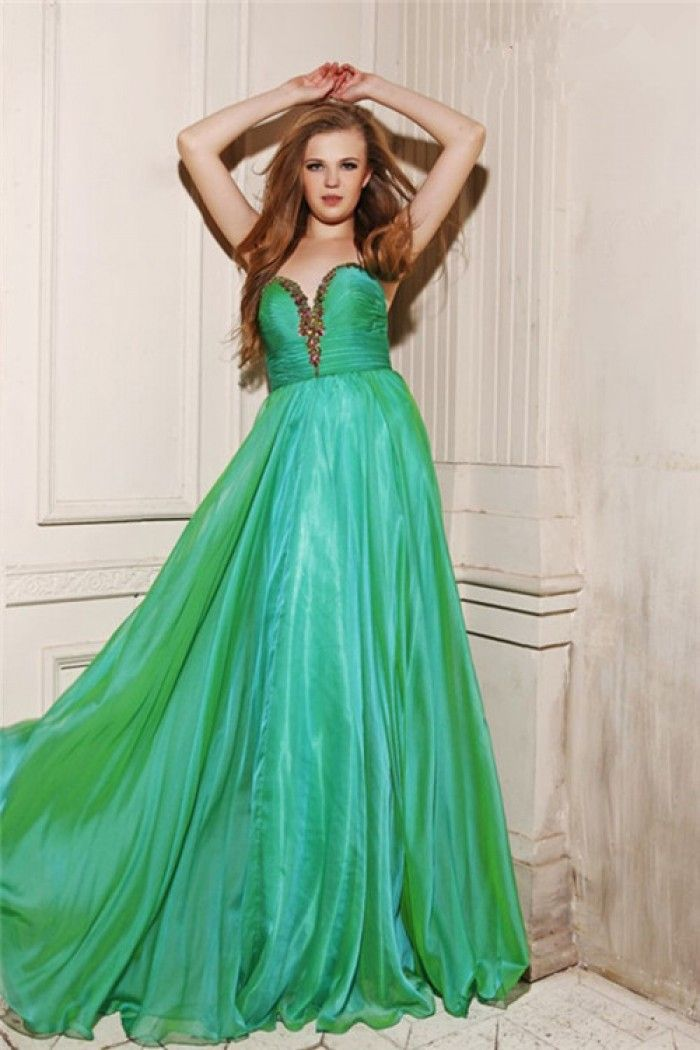 17 Best images about Emerald Green Prom Dresses on Pinterest ...